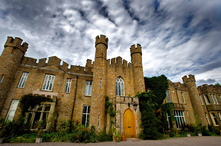 10 Airbnbs That Are So Cool You'll Want To Stay Forever - Cumbria Castle, United Kingdom