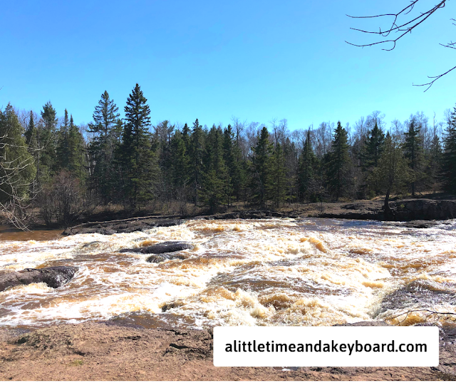 So many moments of awe at Gooseberry Falls State Park