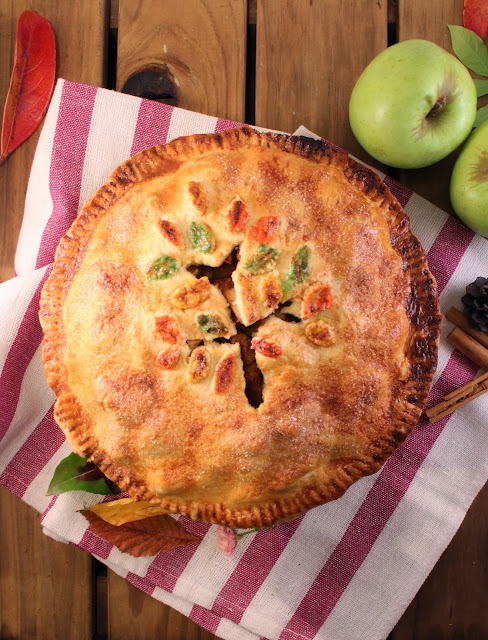 apple-pie, pie-de-manzana