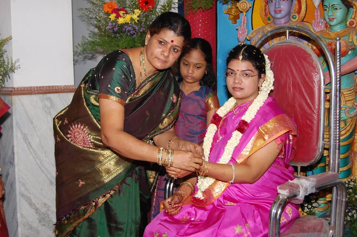 From Birth To Re Birth Valaikappu N Seemandam