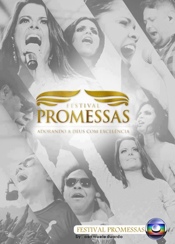 o dvd festival promessas 2012