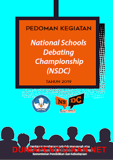 Juknis - Juklak NSDC SMA Tahun 2019