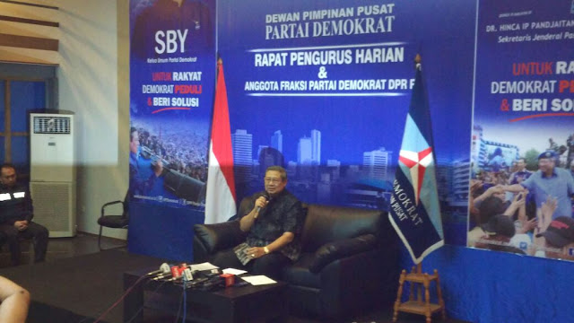 Kasus Penyadapan Mirip dengan Skandal Watergate, SBY: For Me, It's Very Serious!