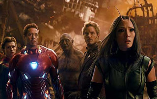 Vingadores: Guerra Infinita ultrapassa $1 bilhão de dólares na bilheteria