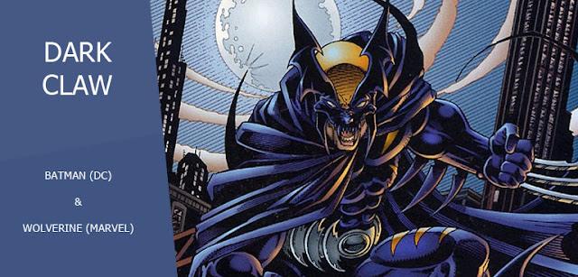 Dark Claw (Logan Wayne) dalam Amalgam Universe