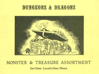 Monster & Treasure Assortment - Set 1