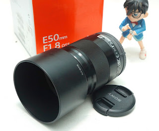 Jual Sony E 50mm f1.8 OSS