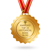 Discovering Diamonds has been awarded a place on the Top 35 Historical Book Blogs