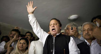 Nawaz Sharif Orders to Barricade Lahore and Rawalpindi