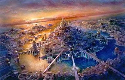 Η «χαμένη» Ατλαντίδα του Πλάτωνα