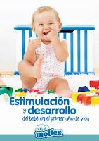eBook estimulación y desarrollo bebés