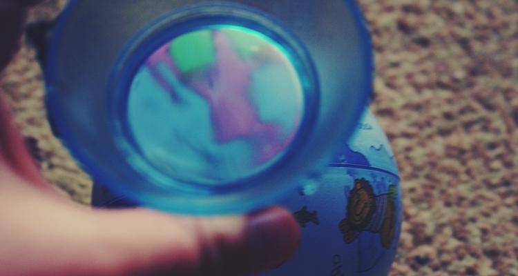 Baby Bank - globus skarbonka