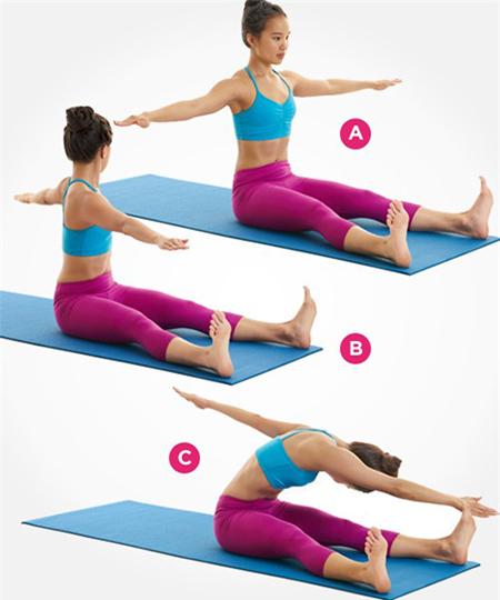 Cách giảm béo eo và hông hiệu quả bằng các bài tập