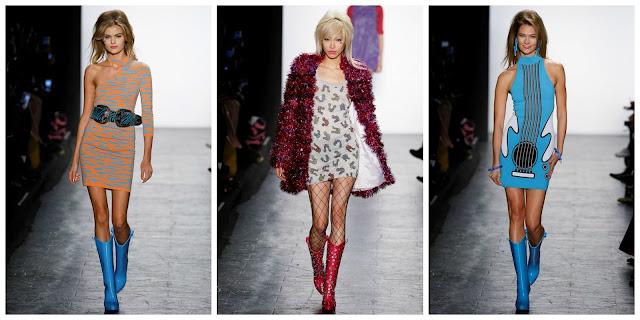 Jeremy Scott New York Fashion Week 2016