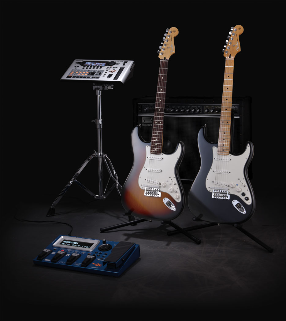 Roland GK Ready Stratocaster GC1