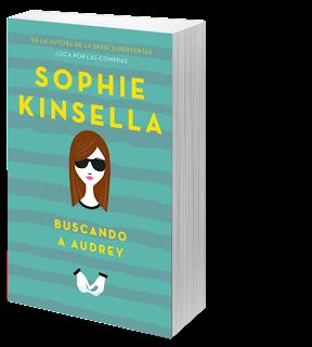 Buscando a Audrey ~ Sophie Kinsella