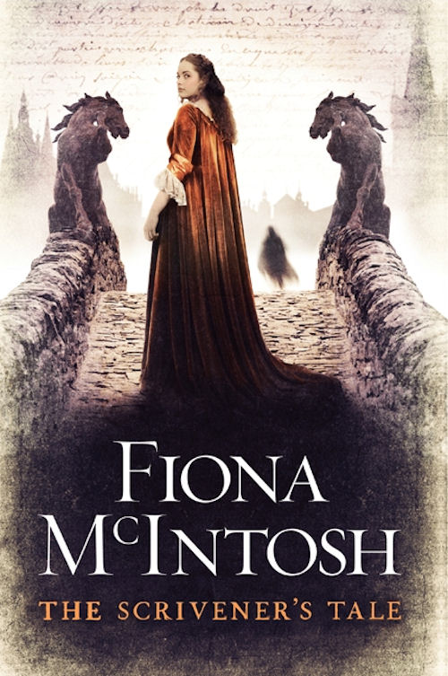Review The Scrivener's Tale by Fiona McIntosh - May 31, 2013