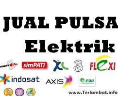 Logo Penjualan Pulsa Berbagai Oprator