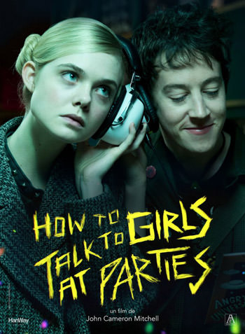 How to Talk to Girls at Parties 2017 English