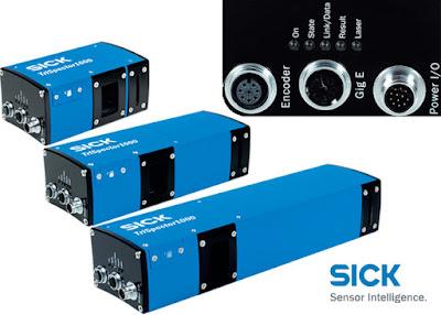 3D vision sensor