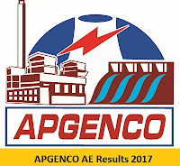 APGENCO AE Results 2017