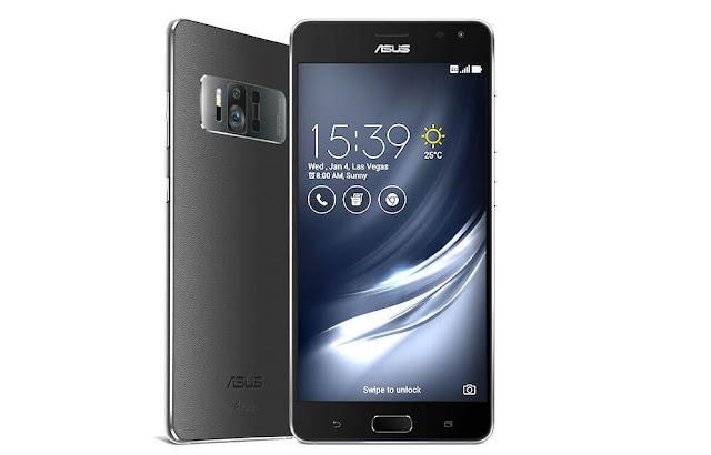 Asus Zenfone AR ZS571KL Specifications - Inetversal