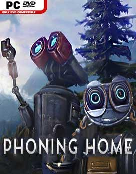 Descargar el juego independiente Phoning Home Para PC Full Español 1 Link.