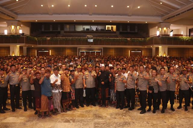 Jamin Keamanan Pemilu, Kapolda Kumpulkan Bhabinkamtibmas