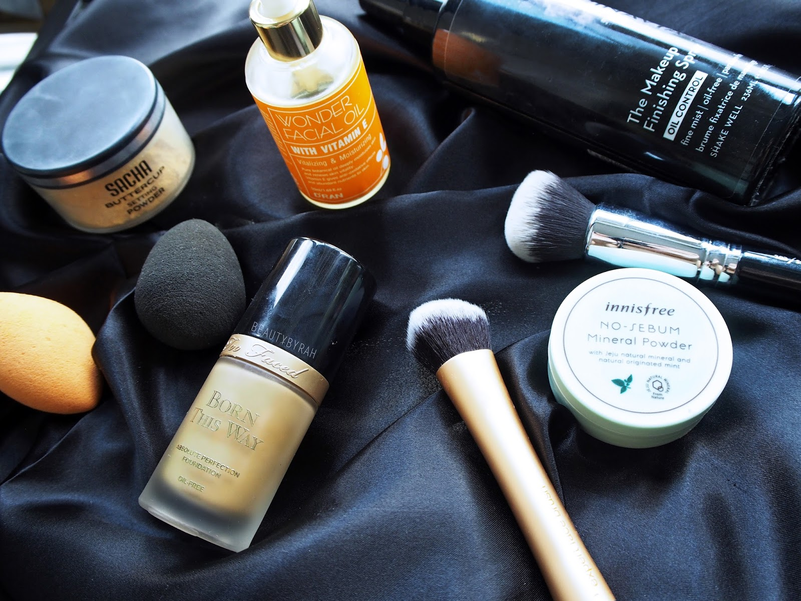 Tips for a flawless base makeup application