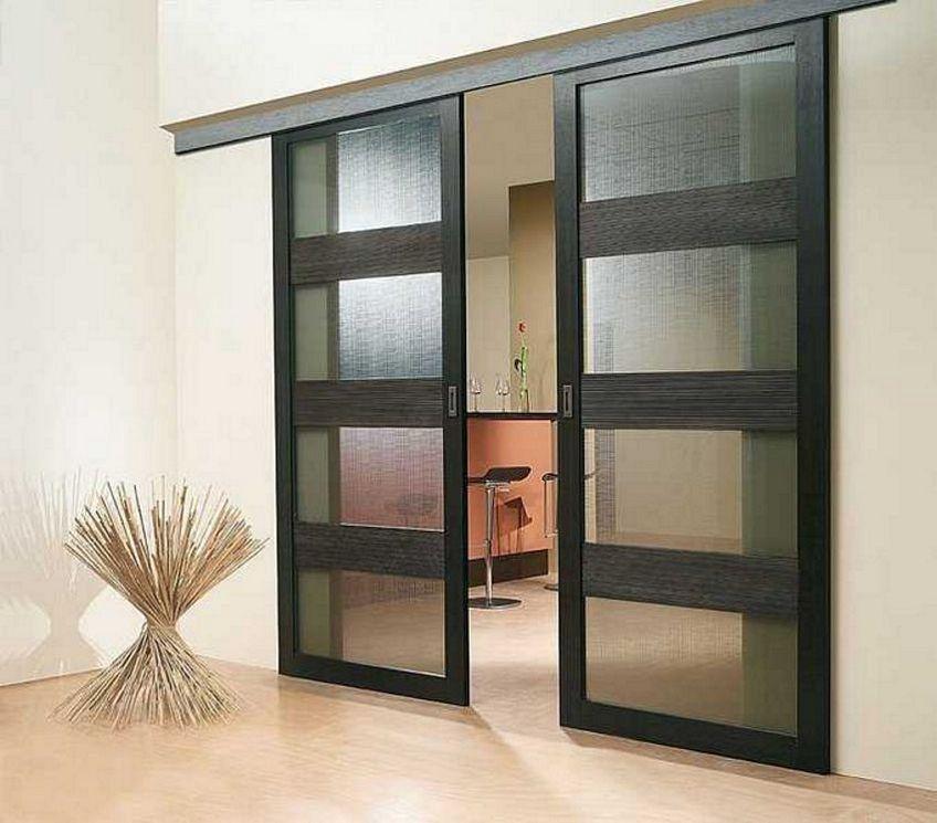 pintu dorong minimalis 4