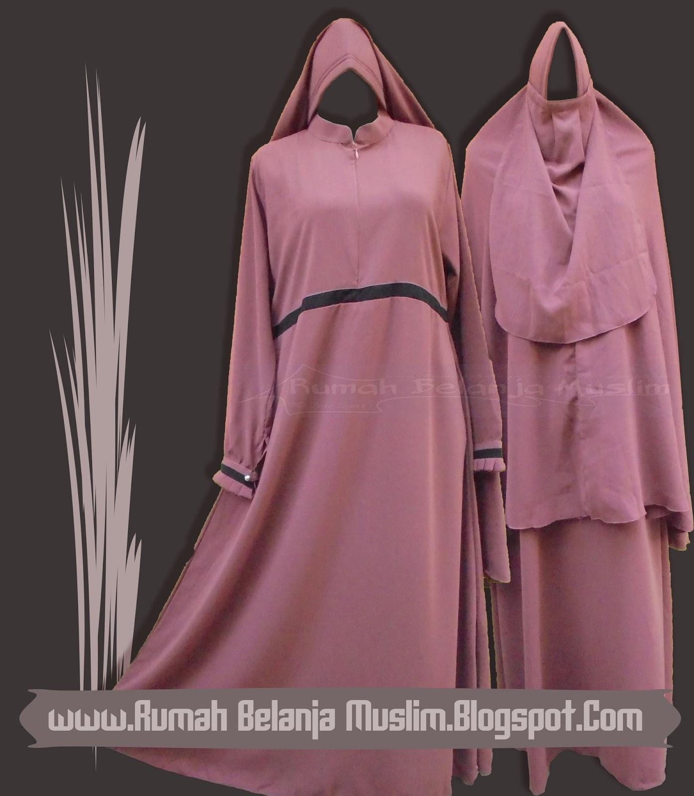 Rumah Belanja Muslim Gamis Umbrella