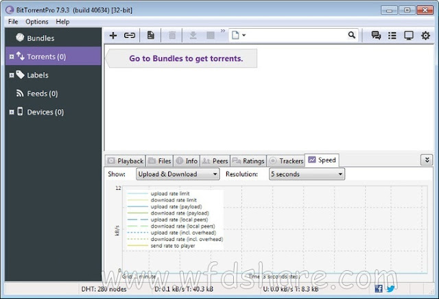BitTorrent Pro 7.9.8 build 42450