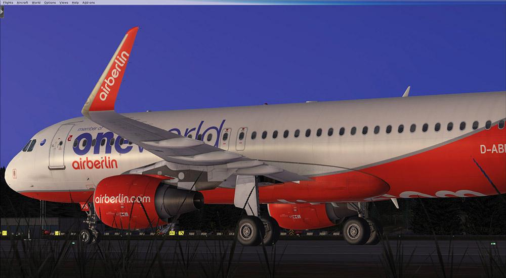 For Love Of Sim: Aerosoft Airbus A320/A321 V 1 31
