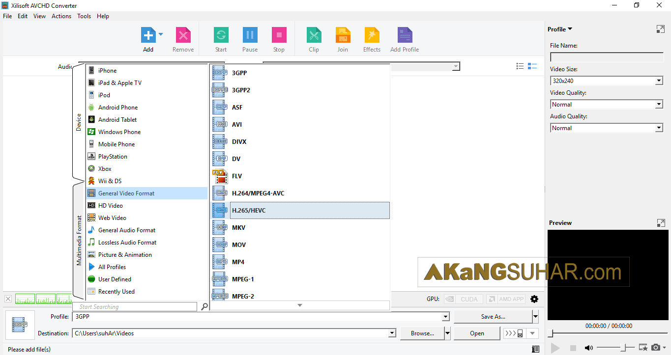 Free download Xilisoft AVCHD Converter 7.8.21 Full License key activation key terbaru latest version, crack keygen, patch, serial number for windows www.akangsuhar.com