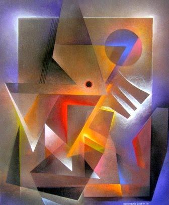 Equilíbrio - Conrado Domínguez e algumas de suas belas pinturas ~ Pintor mexicano