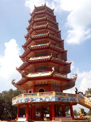 Pagoda palembang