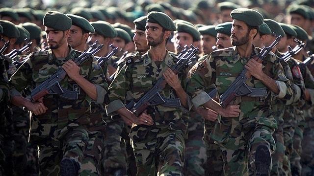 Iran ejercito