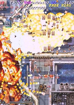 Ibara arcade game maniac shoot'em up download free