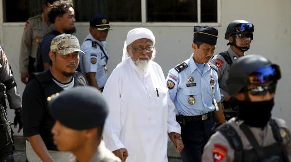 Abu Bakar Baasyir Kecam Pengeboman Gereja di Surabaya