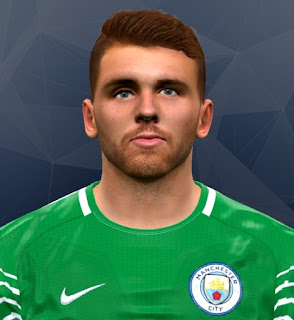 PES 2017 Facepack Manchester City by Eddie Facemaker