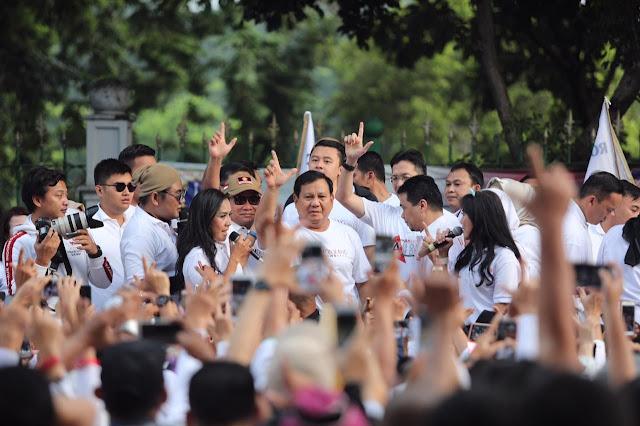 BPN Nilai Wiranto Manfaatkan Momen Pemilu Lewat Cerita '98
