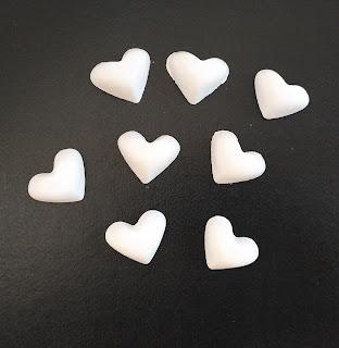 tres en raya de corazones