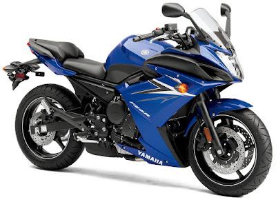 Yamaha FZ6R Image