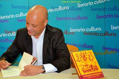 DSC 0235 - Autor angolano lança trilogia sobre sua relação com a Bahia e demais países lusófonos