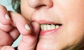 La gente que se come las uñas es perfeccionista