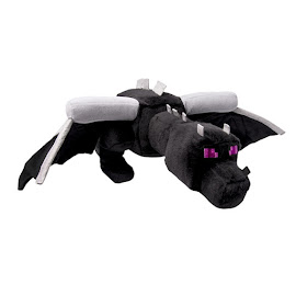 Minecraft Spin Master Ender Dragon Plush