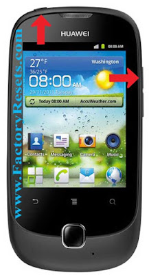 master-reset-Huawei-Ascend-Y100