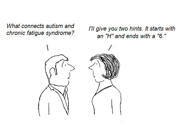 cartoon, cartoons, autism, chronic fatigue syndrome