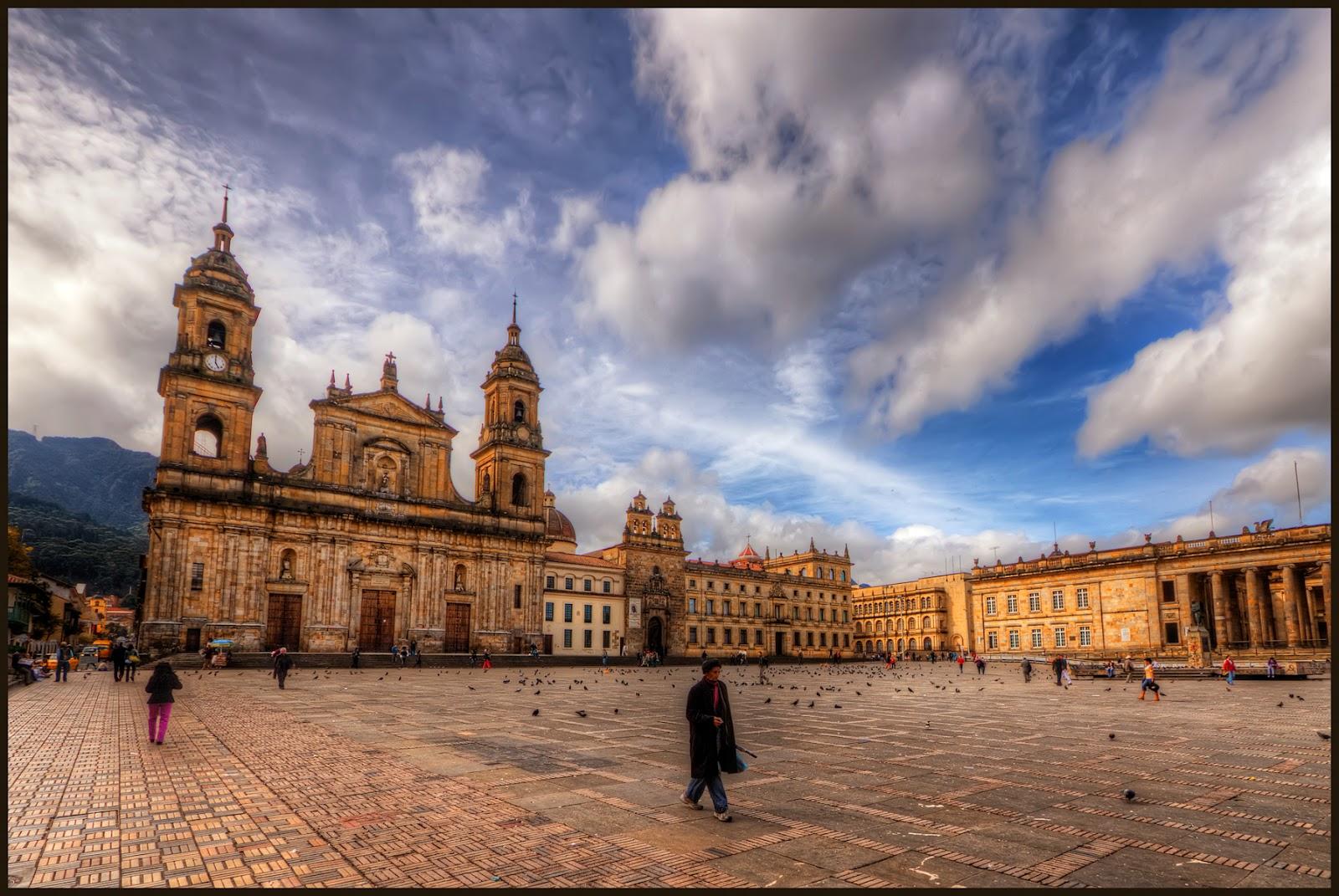 Viajero turismo qu visitar en bogot la capital colombiana for Arriendos en ciudad jardin sur bogota