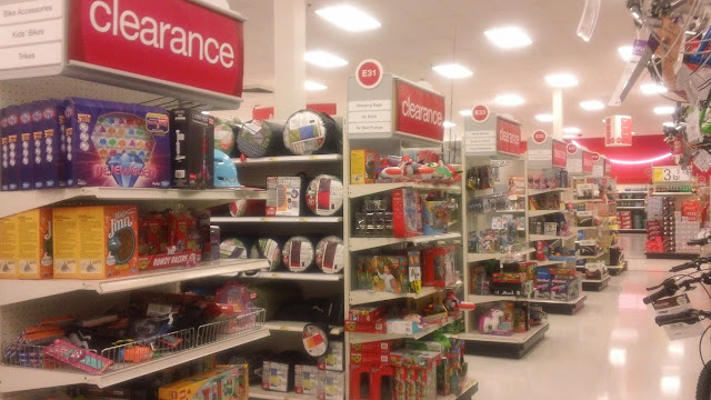 Image result for target clearance endcaps